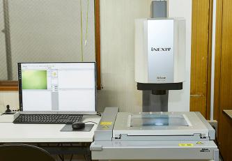画像測定機(NIKON iNEXIV VMA-2520)